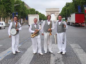 orchestre jazz � paris